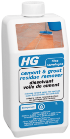 HG Ceramic, Grout Film & Efflorescence Remover