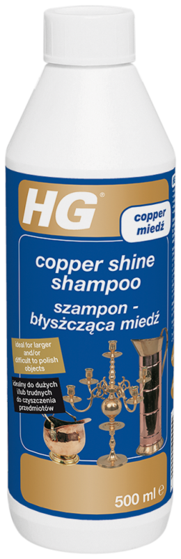 Hg Copper Shine Shampoo Hg Does What It Promises