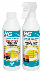 HG Grout Cleaning