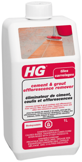HG Cement, Grout & Efflorescence Remover (Limex)