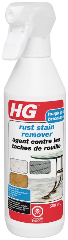 HG Rust & Oxidation Stain Remover