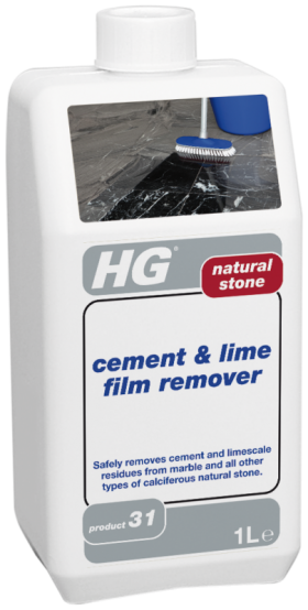 HG Natural stone cement & lime film remover