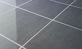 Glazed flagstones and floor tiles
