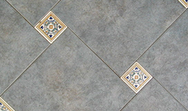 Unglazed floor tiles (inc. porcelain)/ flagstones