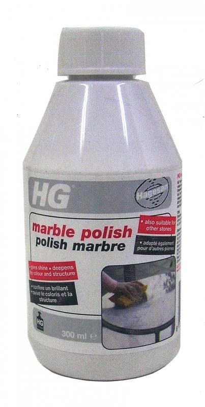 Marble Polish Hg Does What It Promises