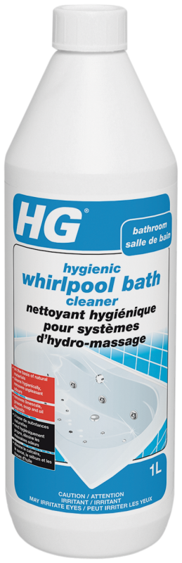 Hg Whirlpool Cleaner Hg Does What It Promises